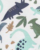 3-Piece Dinosaur Little Short Set, , hi-res