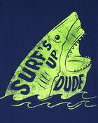 Surf's Up Shark Jersey Tee, , hi-res