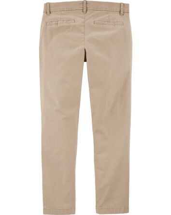Stretch Uniform Pants