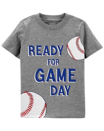 T-shirt en jersey Game Day