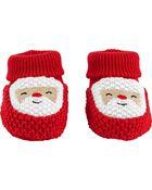 Santa Booties, , hi-res