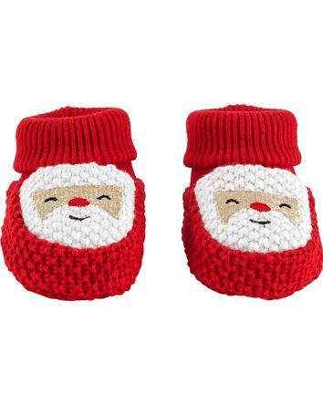Chaussons Père Noël
