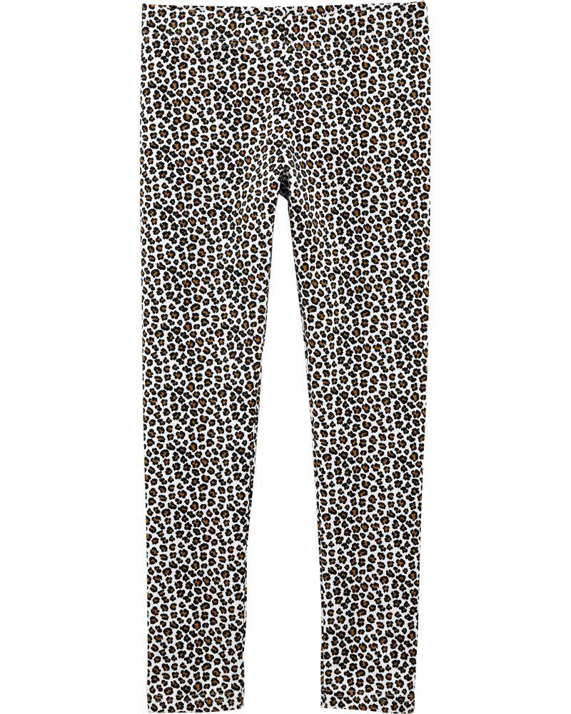 Cheetah Leggings, , hi-res