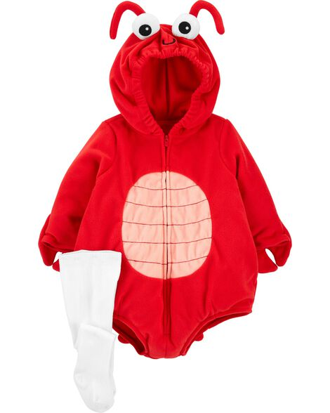 Little Lobster Halloween Costume