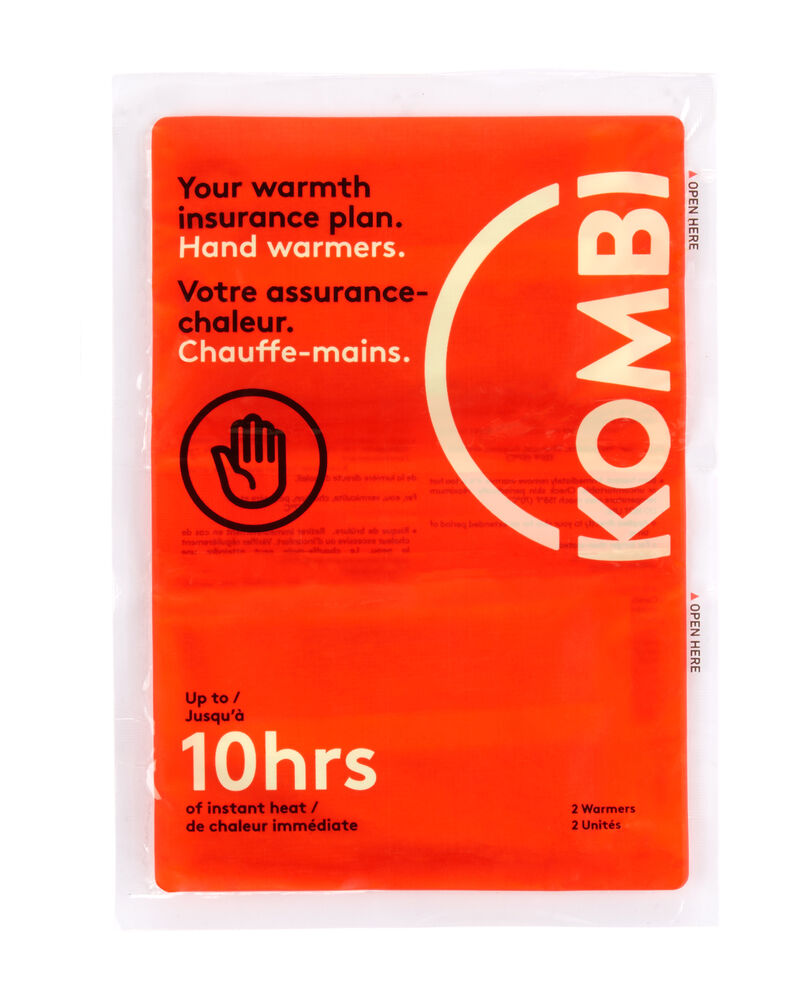 Kombi Hand Warmer Heat Packs, , hi-res