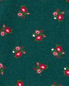 Floral Corduroy Dress, , hi-res
