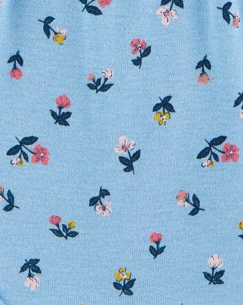 Floral Long-Sleeve Bodysuit