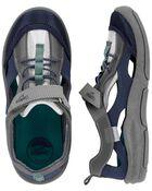 Athletic Bump Toe Sandals, , hi-res