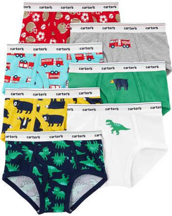 7-Pack Cotton Briefs