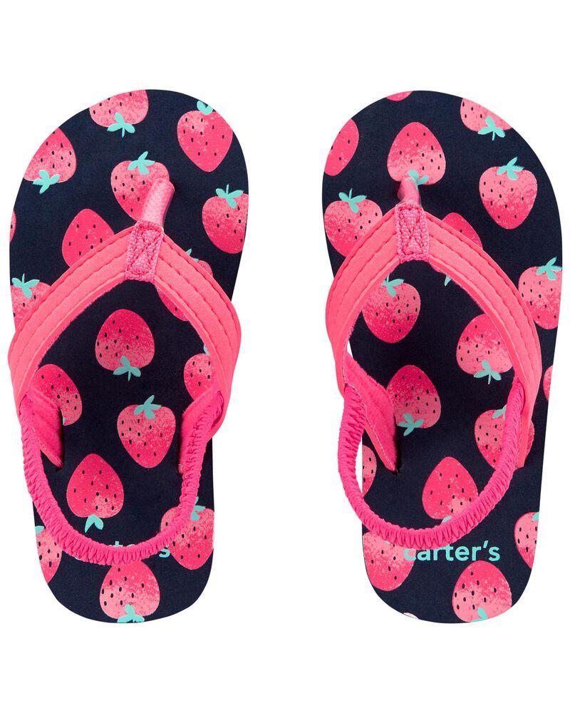 Sandales à fraise, , hi-res