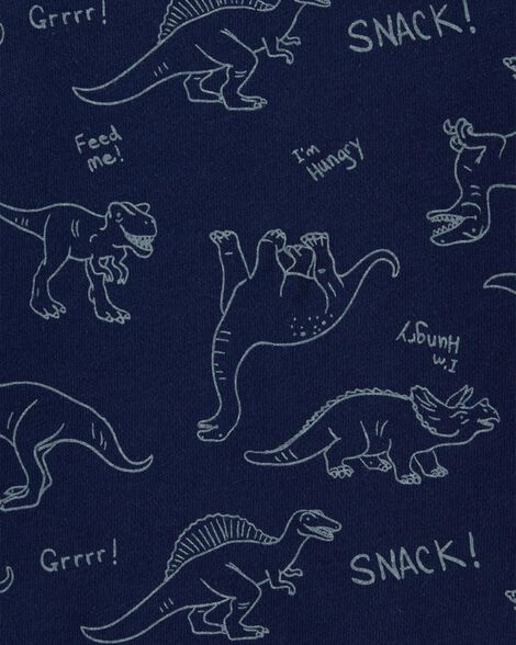 Dinosaur Slub French Terry Sweatshirt