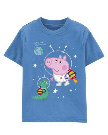 T-shirt Peppa Pig qui brille dans l...