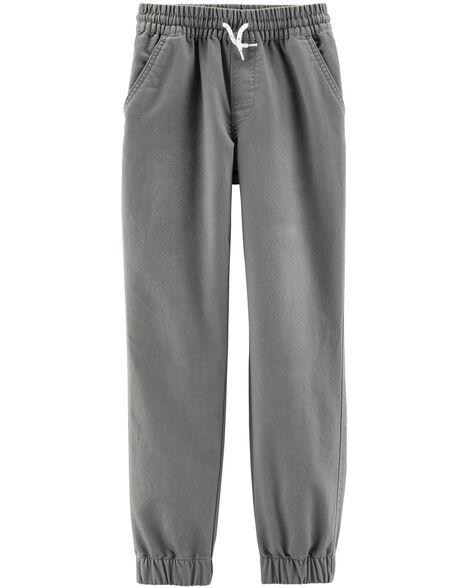 Pantalon de jogging à enfiler très extensible