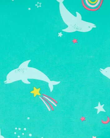 Tankini 2 pièces à dauphin