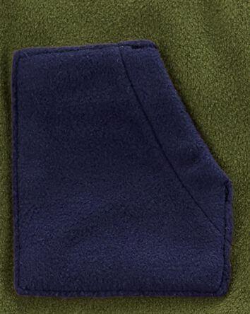 3-Piece Fleece Vest Set