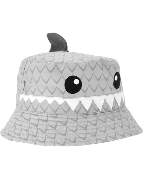 Chapeau cloche à requin