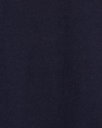 Polo d'uniforme scolaire en piqué