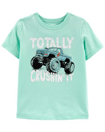 Monster Truck Jersey Tee