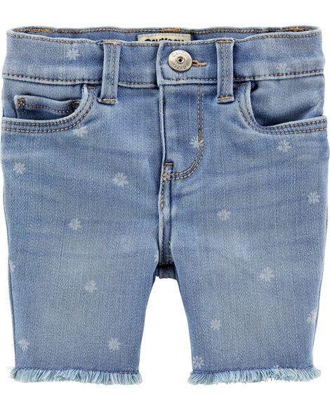 Floral Skimmer Shorts