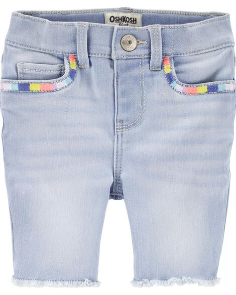 Rainbow Skimmer Shorts