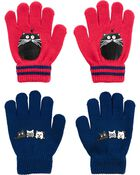 Emballage de 2 paires de gants chat à paume agrippante Kombi, , hi-res