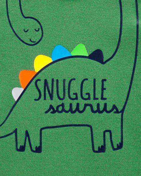 Cache-couche à collectionner Snuggle à dinosaure