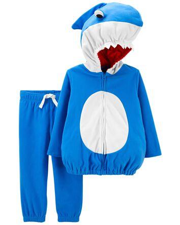 Costume d'Halloween de p'tit requin