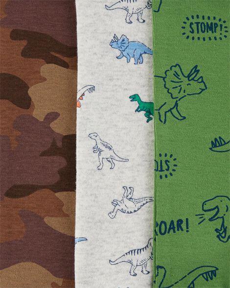 6-Pack Dinosaur Original Bodysuits