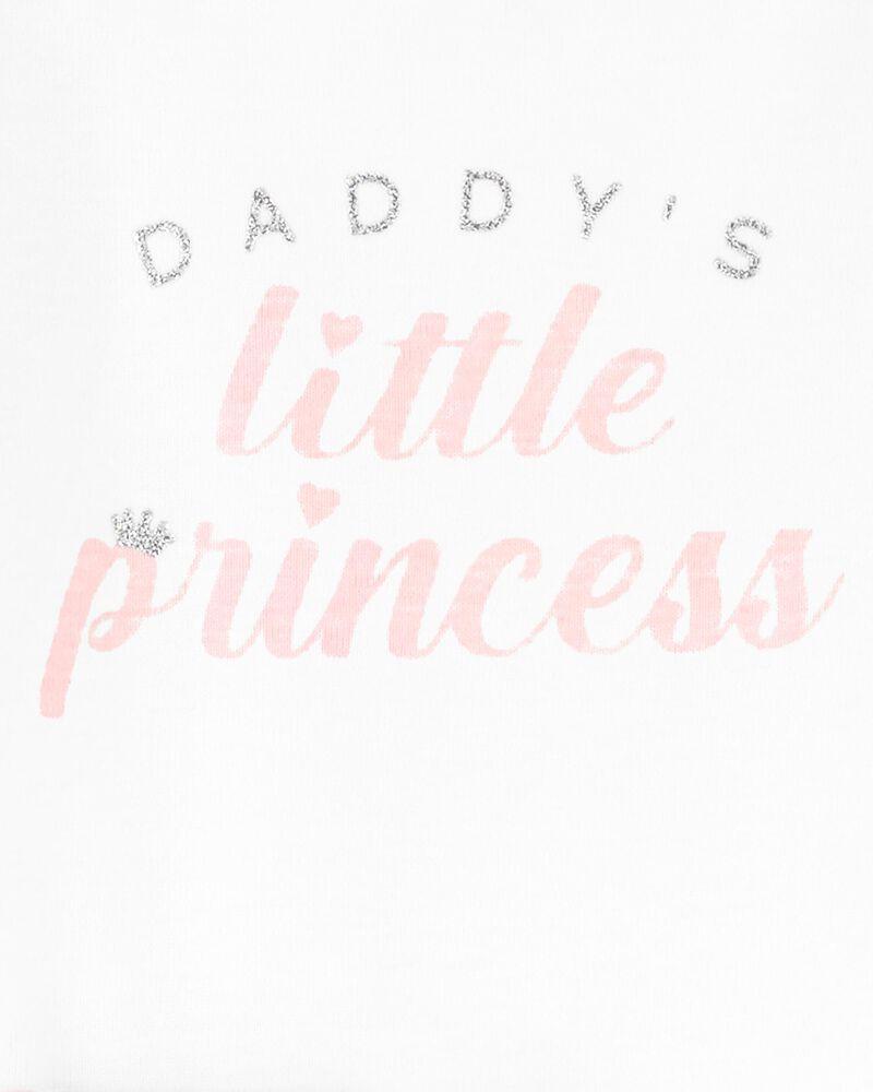 2-Piece Princess Bodysuit & Tutu Pant Set, , hi-res