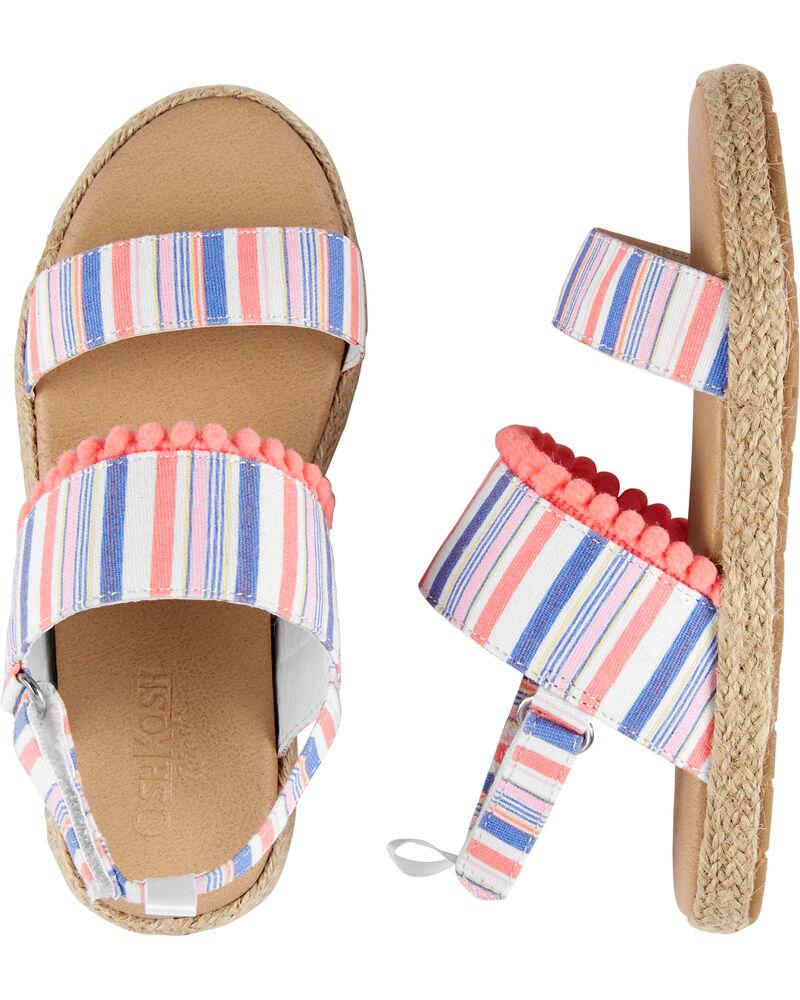 Sandales rayées , , hi-res