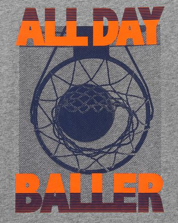 T-shirt en jersey All Star Baller