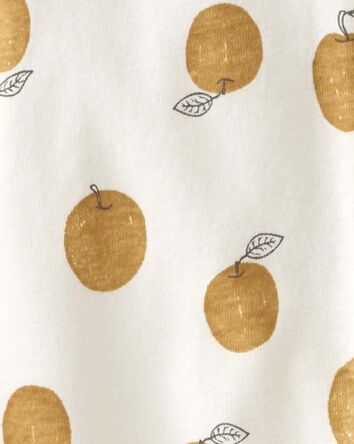 2-Pack Organic Cotton 2-Way Zip Sle...