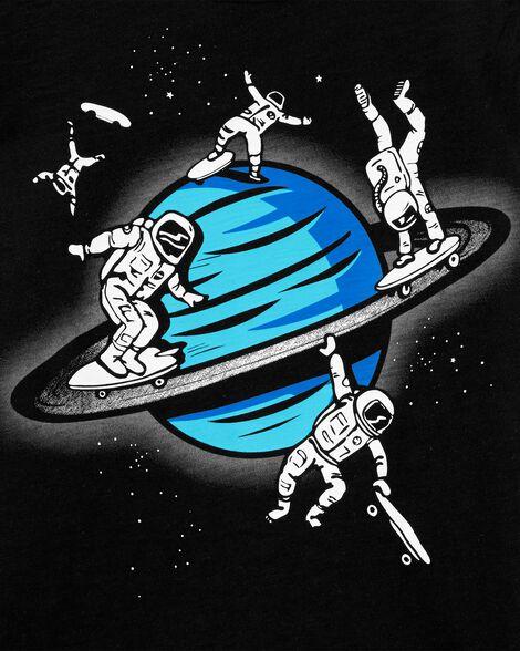 Space Slub Jersey Tee