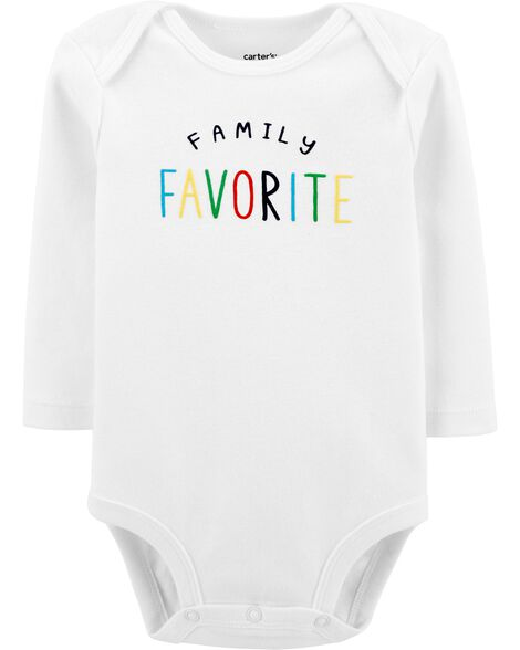 Family Favorite Collectible Bodysuit