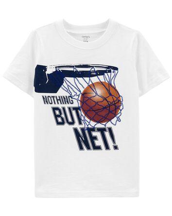 T-shirt de basketball en jersey