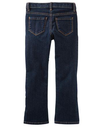 Jeans doux évasé - rinçage héritage