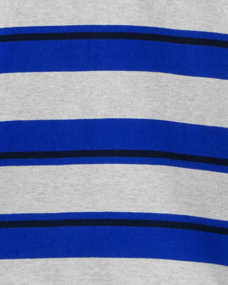 Hooded Rugby Tee