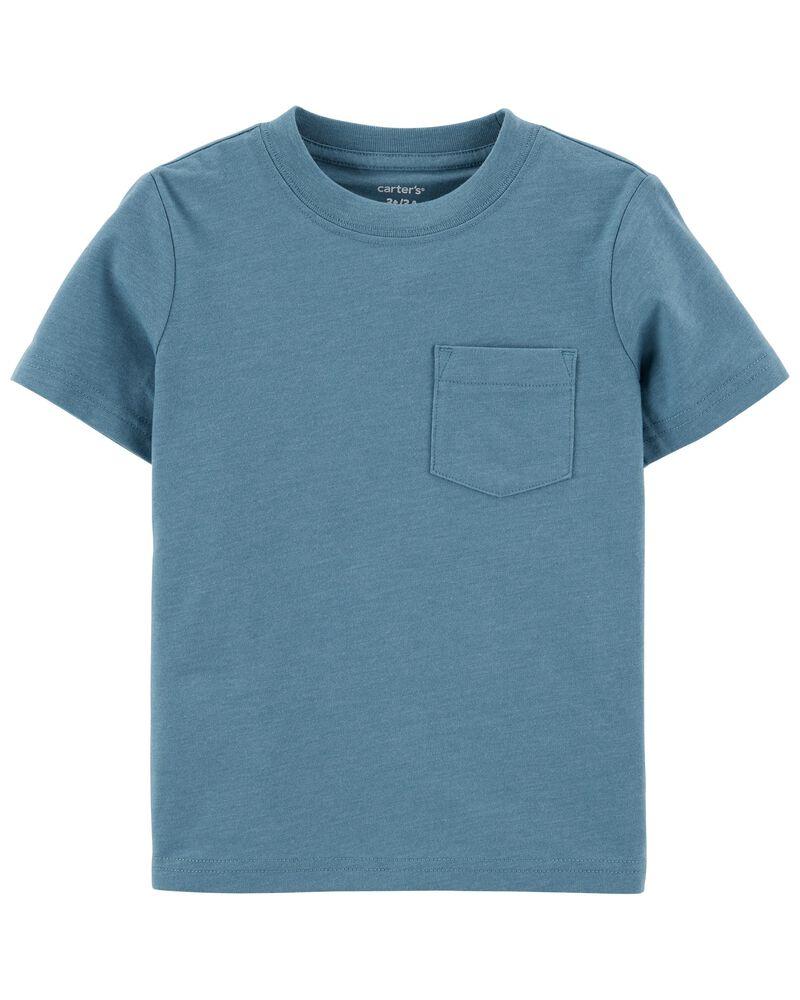 Pocket Jersey Tee, , hi-res