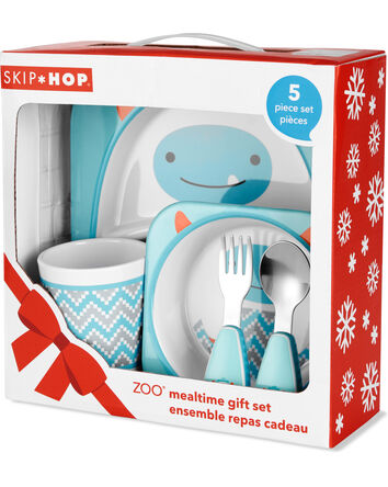 ZOO Winter Melamine Gift Set- Yeti