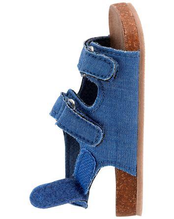 Sandales en liège pour bébés