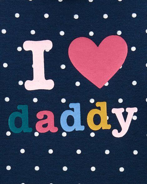 I Love Daddy Original Bodysuit