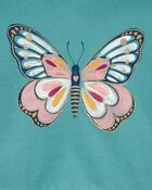 Butterfly Hooded Top, , hi-res