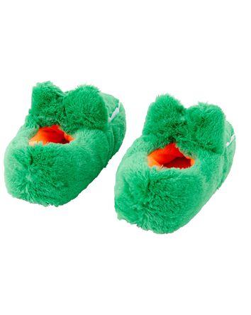 Alligator Slippers