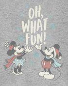 T-shirt des Fêtes Mickey et Minnie Mouse, , hi-res
