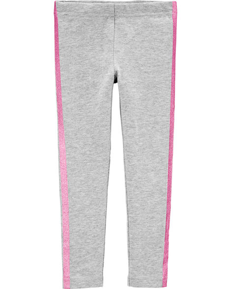Legging scintillant