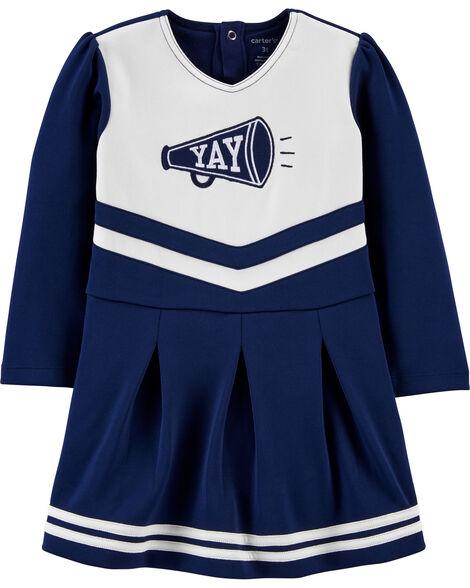 Little Cheerleader Halloween Costume