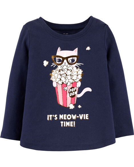 T-shirt MEOW-VIE TIME
