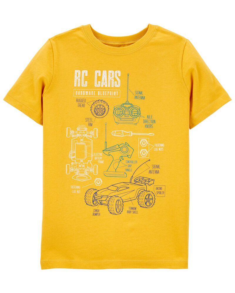 RC Cars Jersey Tee, , hi-res