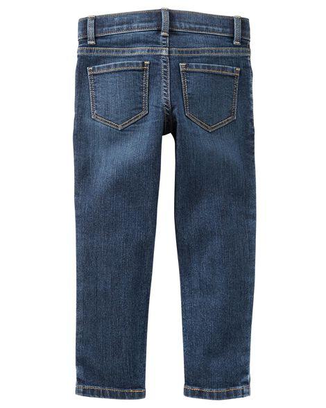 Super Skinny Jeans - Marine Blue Wash