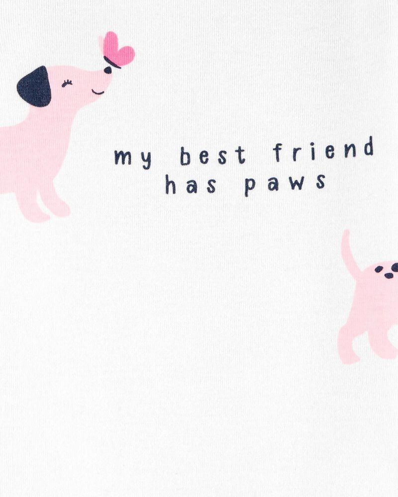 Dog Best Friend Bodysuit, , hi-res
